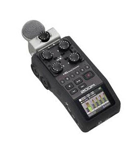 zoom H6 recorder hire